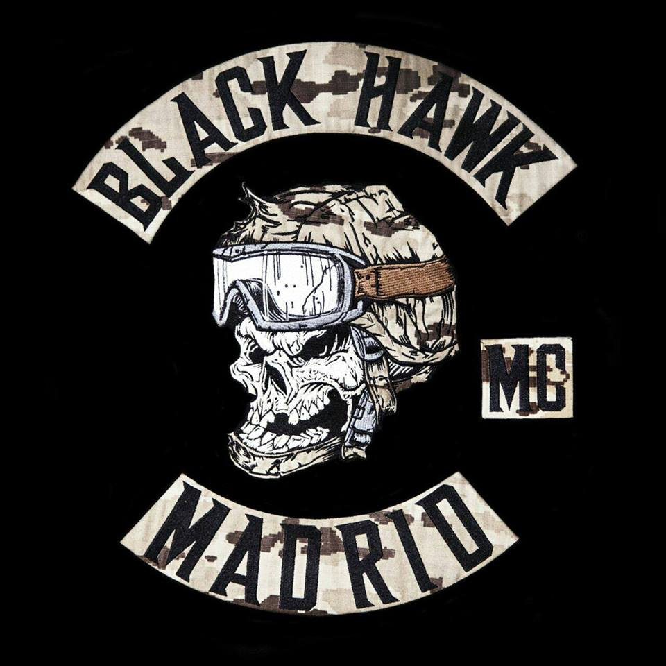 BLACK HAWK MC