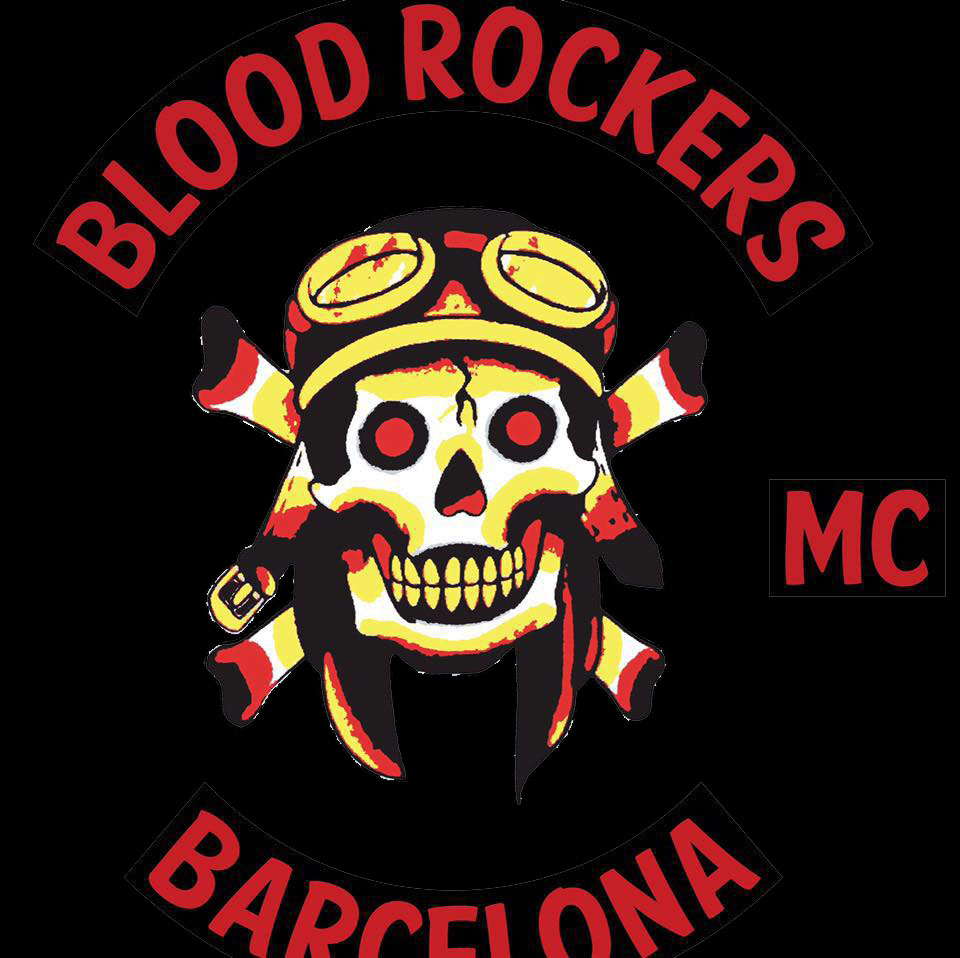 BLOOD ROCKERS MC