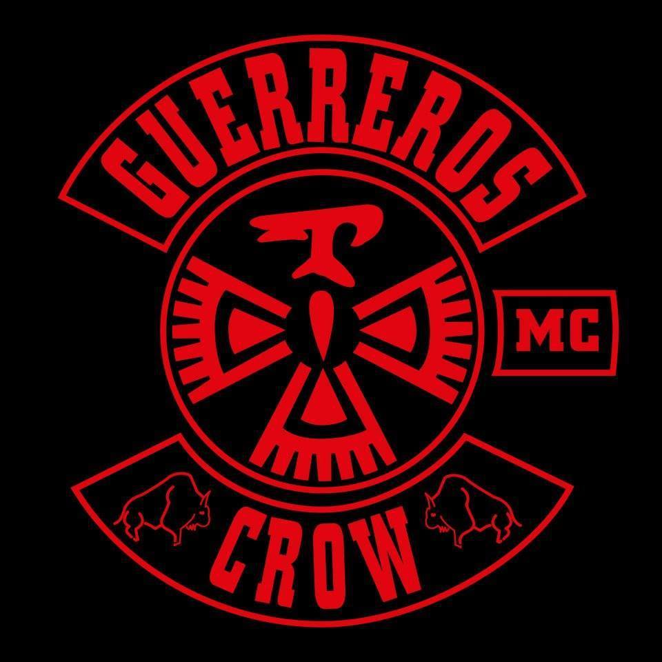 GUERREROS CROW MC