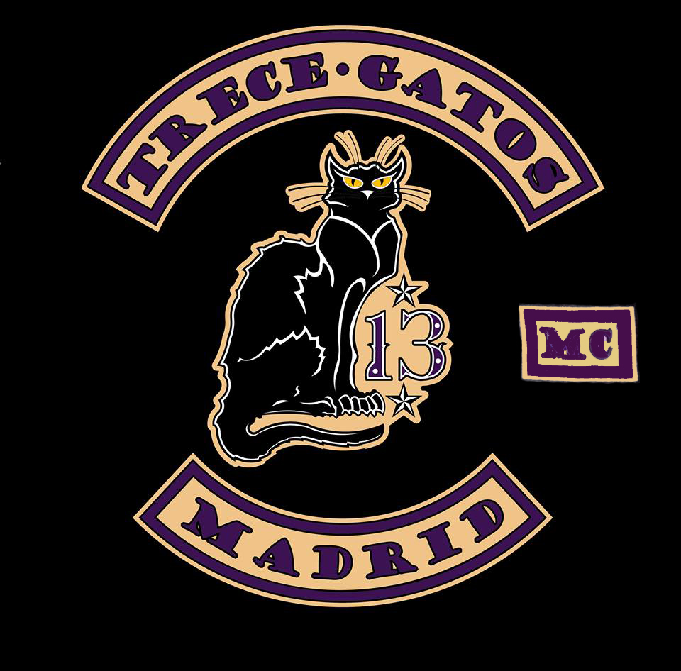 TRECE GATOS MC